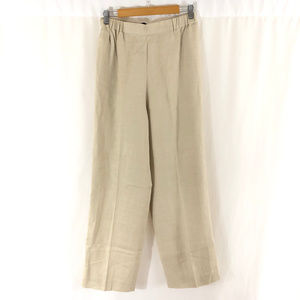 Peruvian Connection Womens Linen Pants Pockets